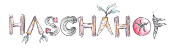 Haschahof – Bio im Netz, Pflückgärten Logo